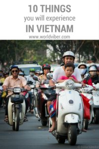 Vietnam is a fantastic country. We have collected 10 of the most important, interesting and/or fun things that one will encounter here.