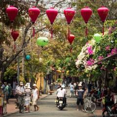 Hoi An street view