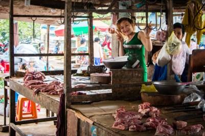 Butcher girl