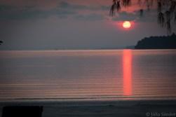 Koh Rong Samloem: sunrise