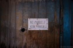 A rather strange request in Kolmanskuppe
