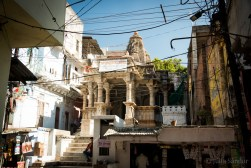 Old town Udaipur