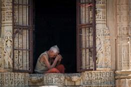 India impressions: Jain temple in Chittorgarh Fort