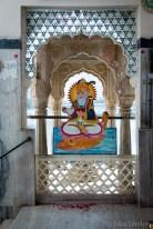 India impressions: Pushkar street decoration