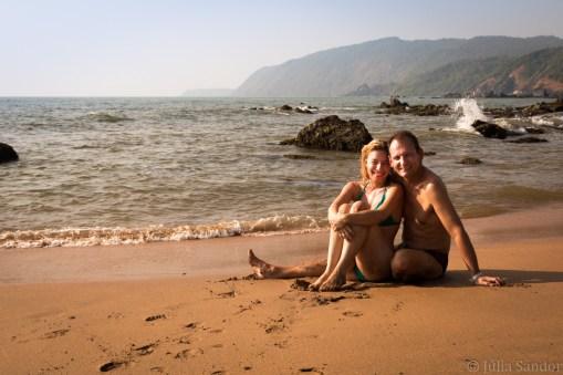 India impressions: at the Goa Beach