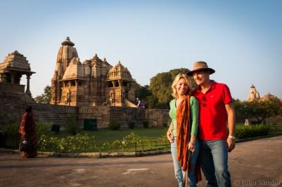 India impressions: We are in Khajuraho