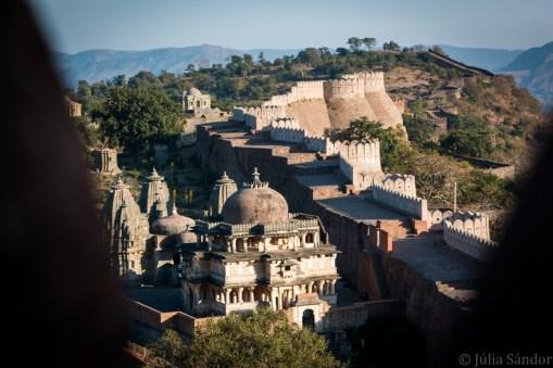 India Impressions: Kumbhalgarh Fort