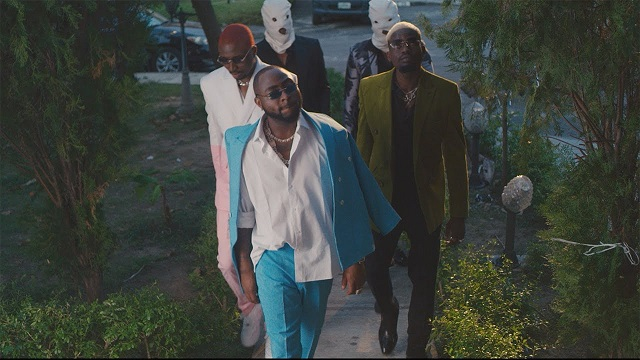 VIDEO: Ajebo Hustlers ft. Davido – Barawo (Remix)