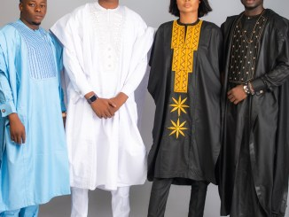 Mohab Apparel Unveils Majestic Agbada Collection (#MAC2020)
