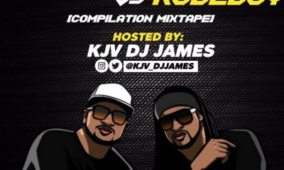 MIXTAPE: KJV DJ James – Best Of Mr. P & Rudeboy (Compilation Mix)