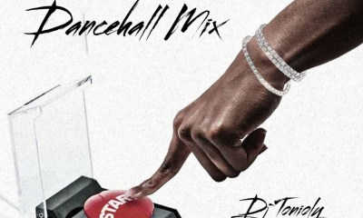 Dj Tonioly - Jamo Inna Dancehall Mix