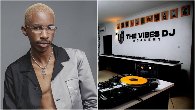 DJ Consequence Unveils 'The Vibes DJ Academy' and 'The Vibes Studios'   VIDEO + Pictures