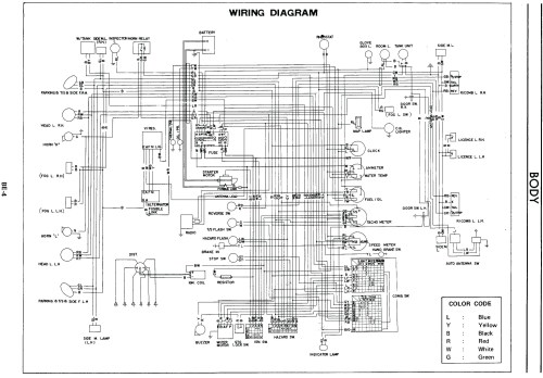 small resolution of 1978 datsun 280z wiring harness diagram wiring diagram sheet