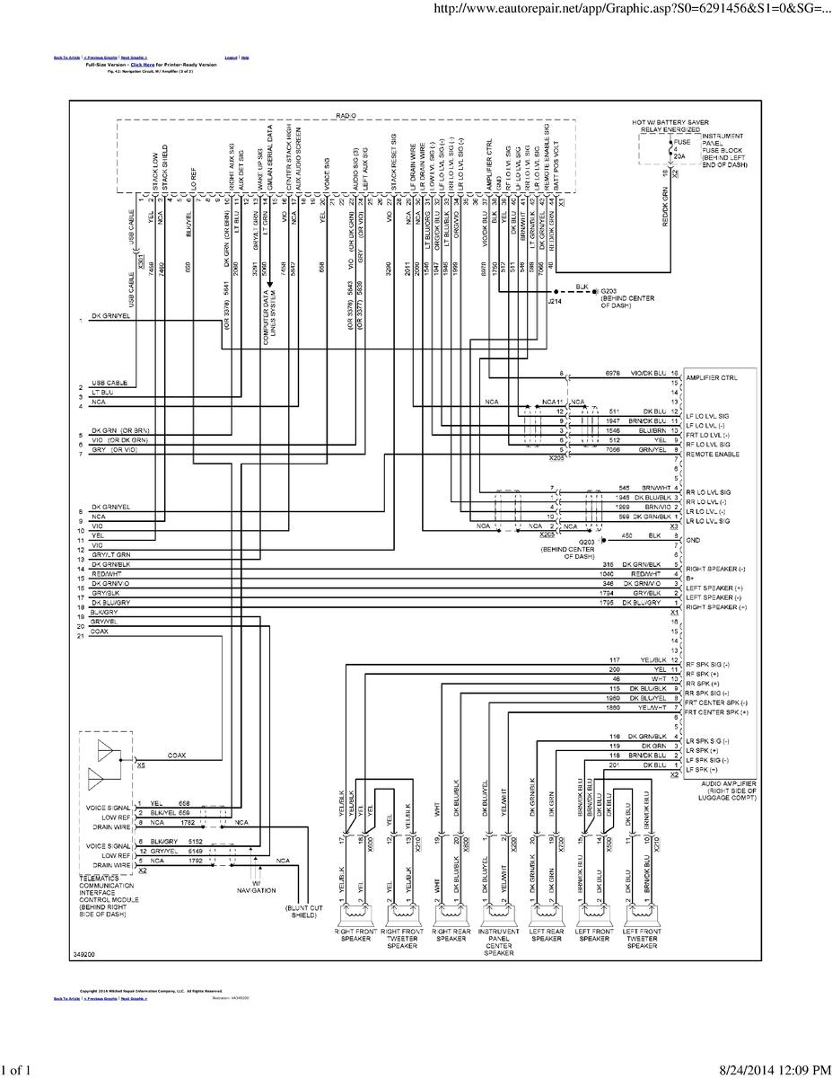 2014 chevy cruze stereo wiring diagram