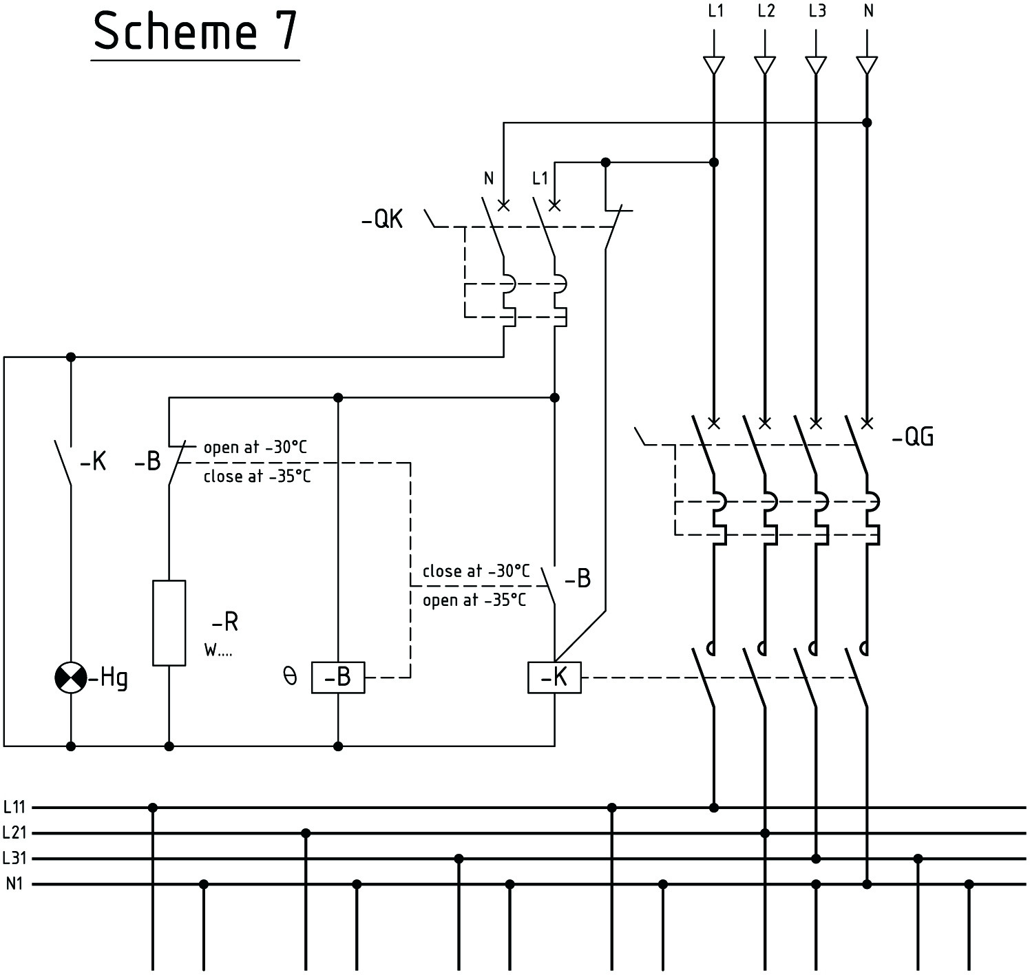 hight resolution of 3 pole circuit breaker wiring diagram wiring diagram earth leakage relay valid 3 pole circuit