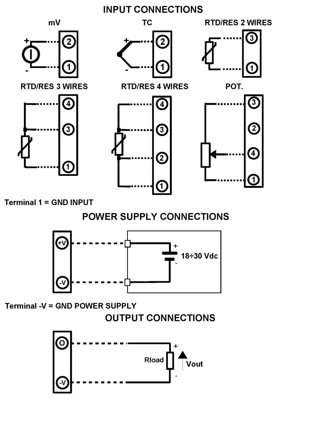 medium resolution of rtd wire colors simple wiring schema rtd 100 connector receptacle female get 3 wire rtd wiring