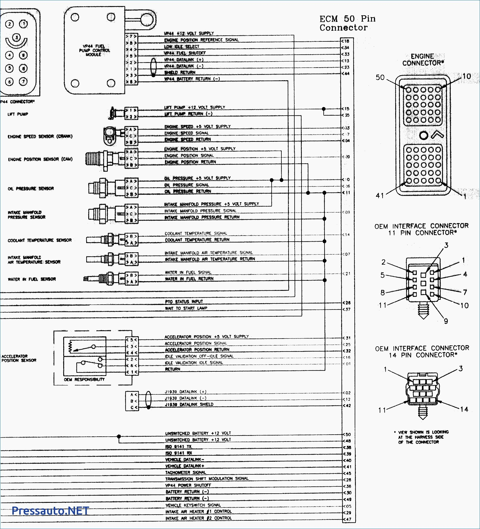 Dodge Cummins Ecm Wiring Diagram