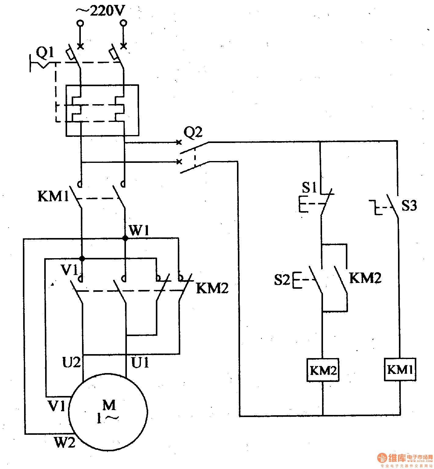 boat lift motor wiring diagram
