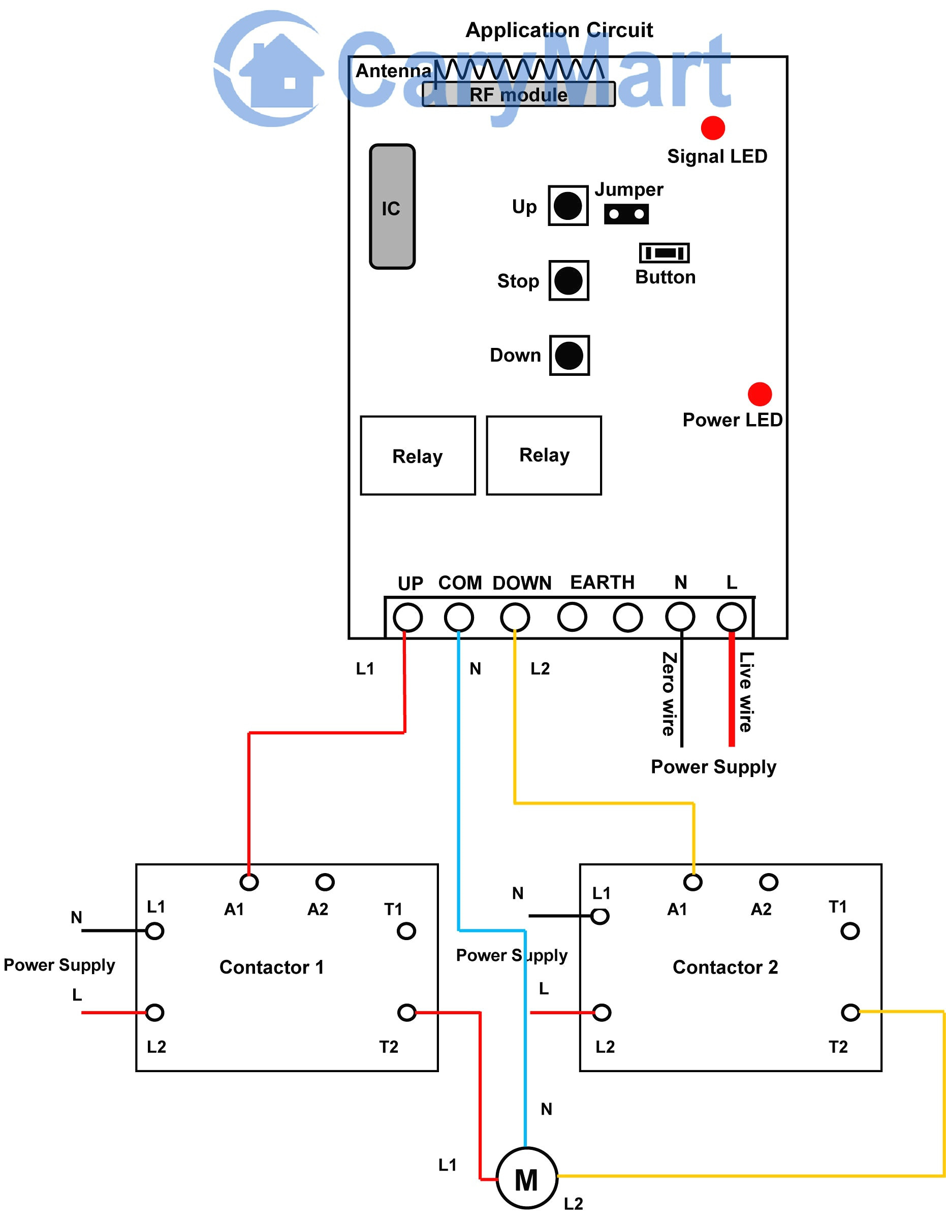 hight resolution of a1 a2 contactor wiring diagram wiring diagram technic contactor wiring diagram a1 a2