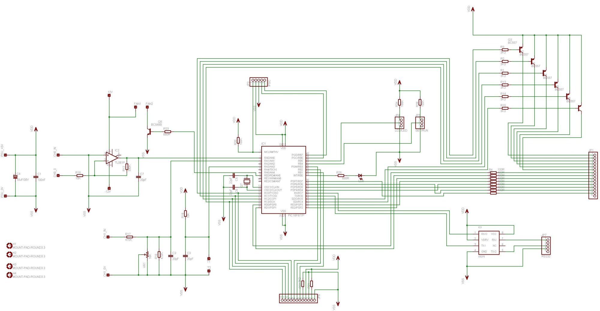 hight resolution of digital volt amp meter wiring diagram digital volt and amp meter with temperature control electronics
