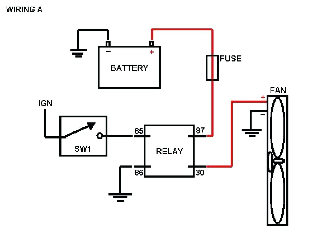 ignition furnace wiring diagram