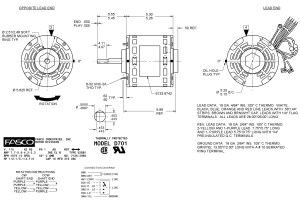 115 Volt Fan Motor Wiring Diagram | Wiring Diagram