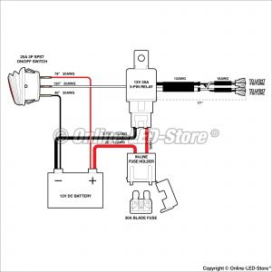Flex A Lite Electric Fan Wiring Diagram Download