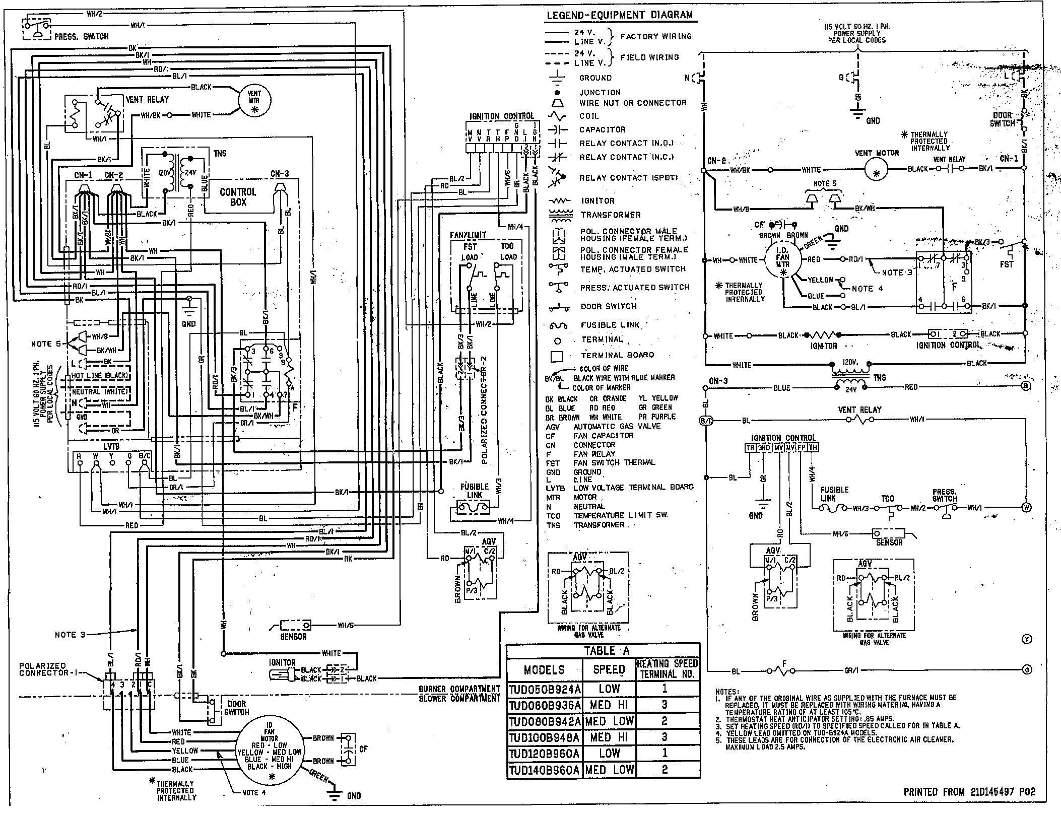 30 Trane Heat Pump Wiring Diagram
