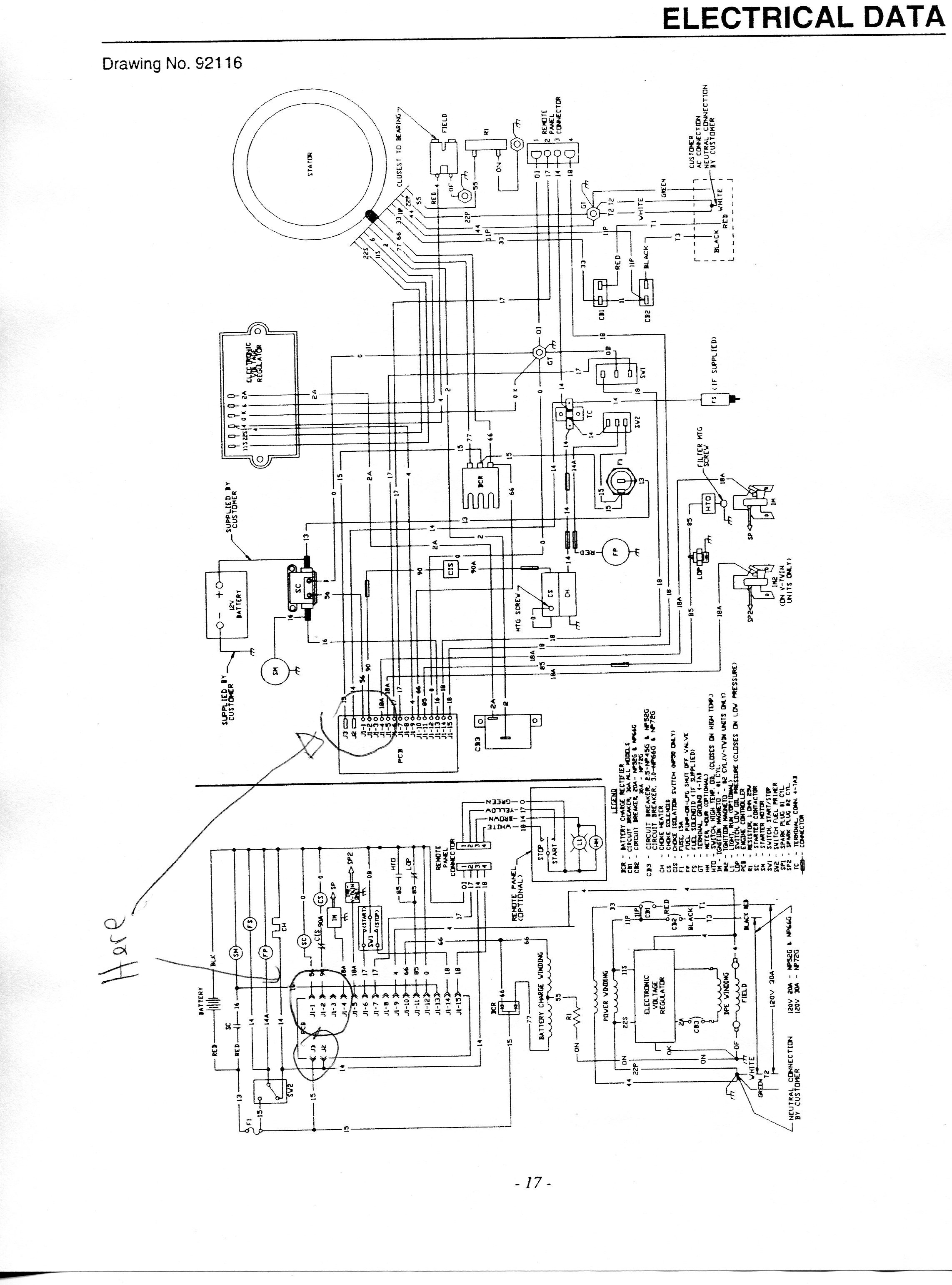 Get Generac 11kw Wiring Diagram Download