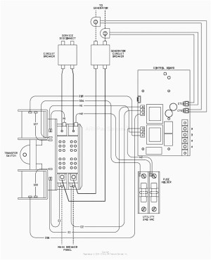 Get Generac 200 Amp Transfer Switch Wiring Diagram Sample