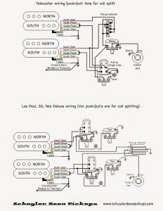 Get Gibson 57 Classic 4 Conductor Wiring Diagram Sample