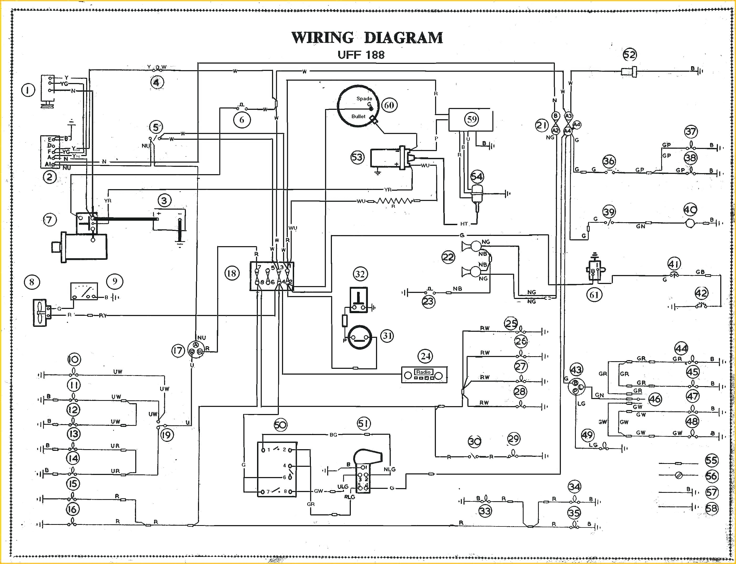 Air Conditioning Wiring Diagram