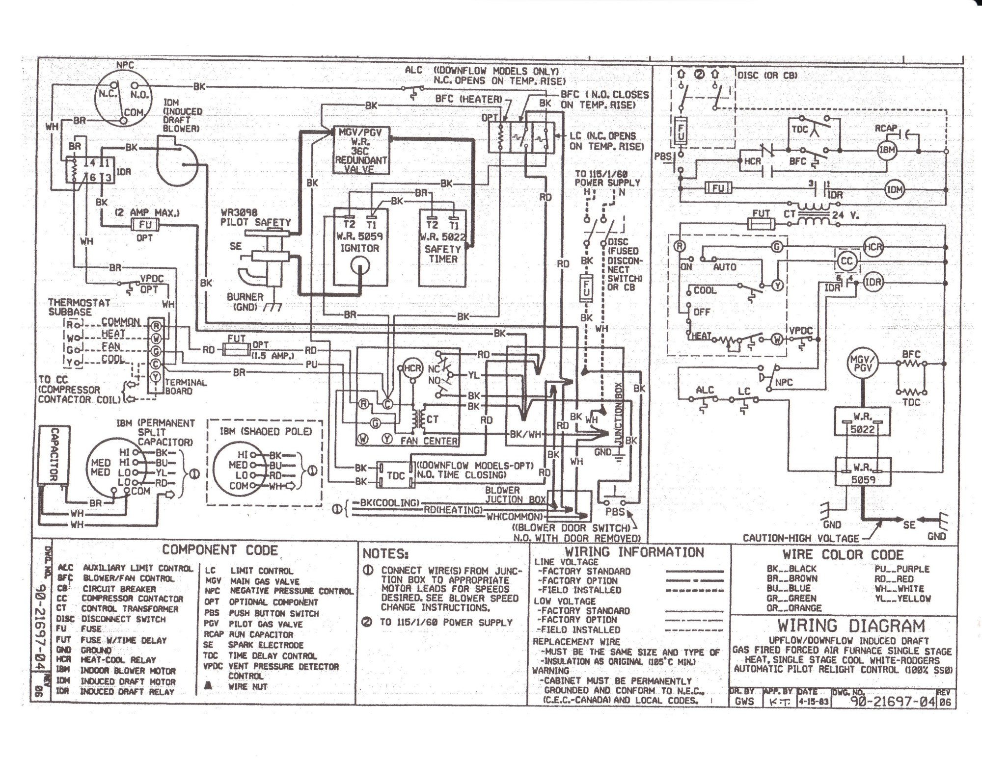 hight resolution of intertherm electric wiring diagram wiring diagram view intertherm gas furnace diagram
