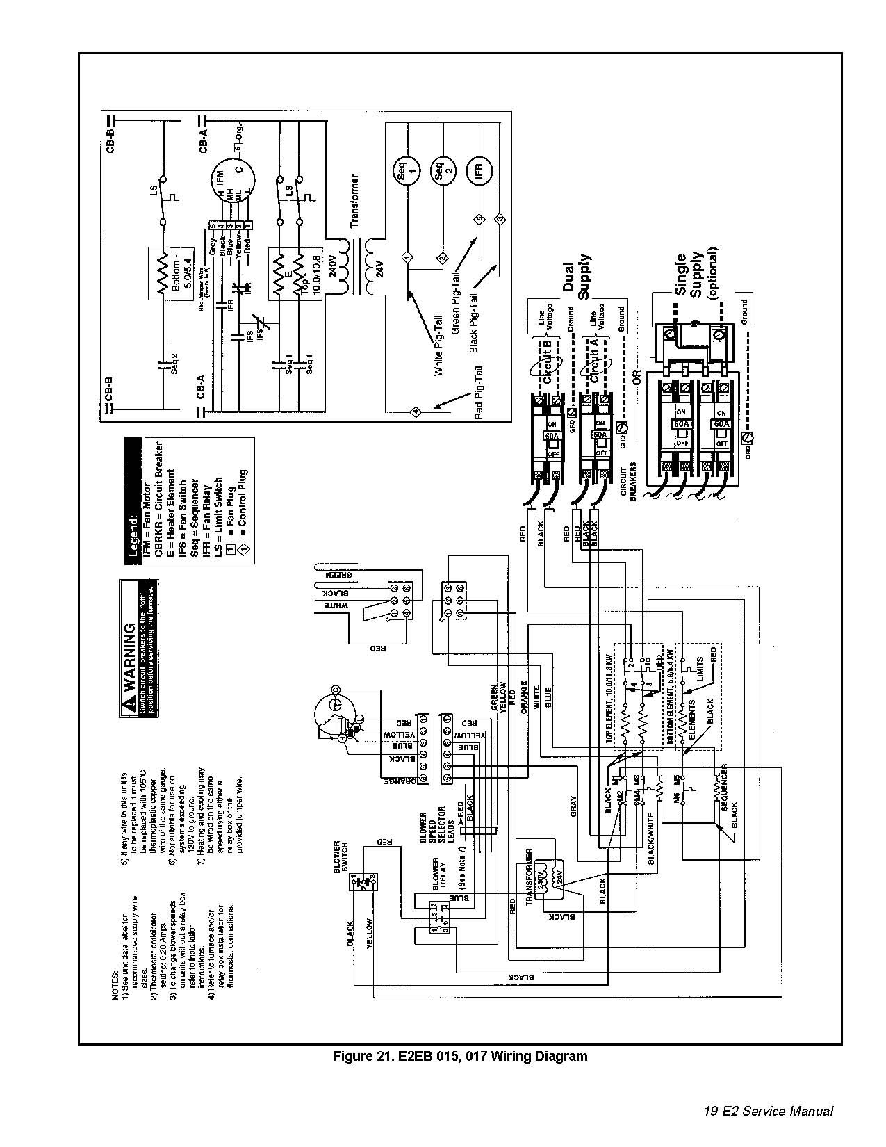 Diagram Evcon Mobile Home Furnace Wiring Diagram Full