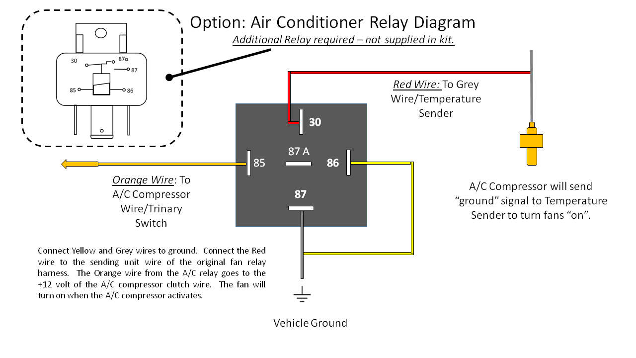 Wiring A 24 Volt Relay - Wiring Diagrams on