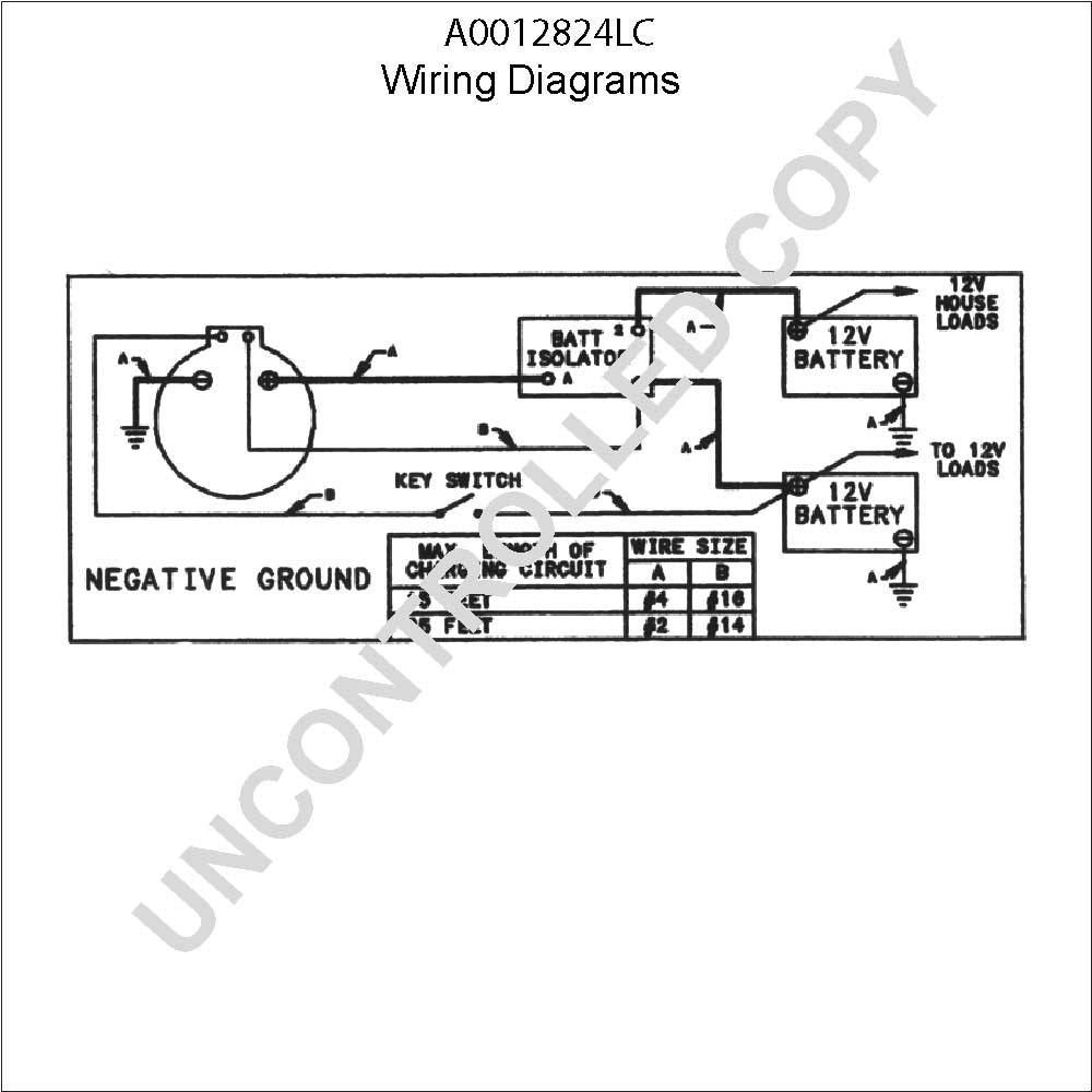Get Prestolite Leece Neville Alternators Wiring Diagram