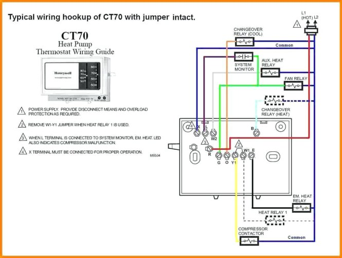 Heated Floor Thermostat Wiring