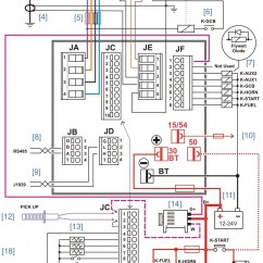 Rv Style Plug Wiring Diagram 1999 Mitsubishi Fuso Distribution Panel Library