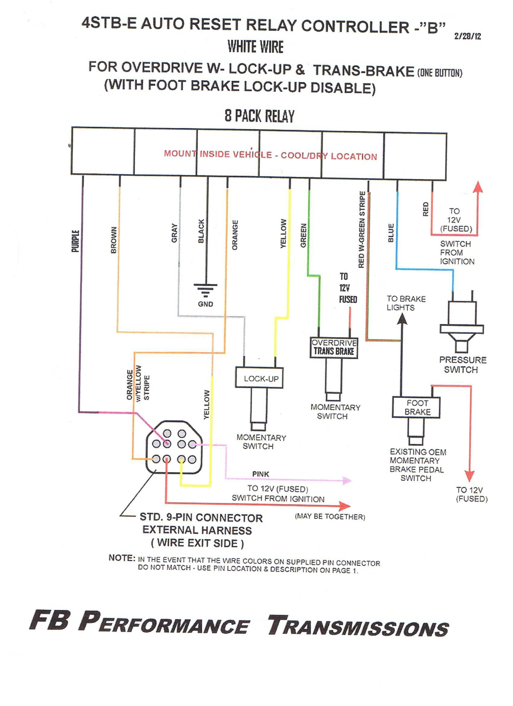 4l60e Neutral Safety Switch Wiring Diagram Free Download