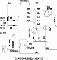 split air conditioner wiring diagram sample [ 1831 x 1876 Pixel ]
