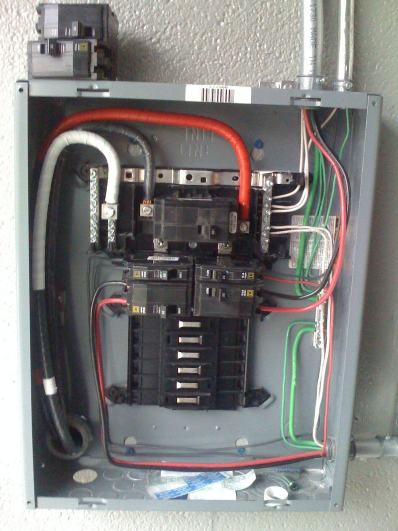 Homeline Panel Wiring Diagram
