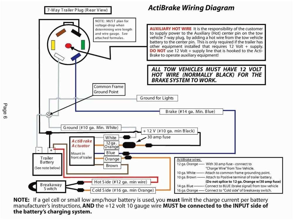 medium resolution of tow vehicle wiring diagram