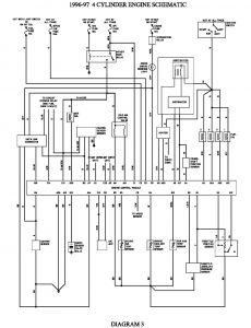 toyota Corolla Wiring Diagram Sample