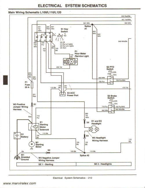small resolution of wiring diagram for john deere d130 wiring libraryjohn deere ignition switch wiring 15