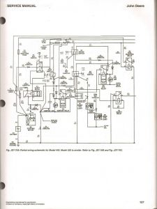 Collection Of Wiring Diagram for John Deere Riding Lawn