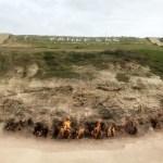 【アゼルバイジャン】燃え続けて2000年?!バクー郊外の燃える丘 ヤナルダグ Yanar dag