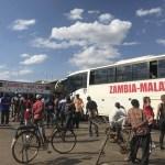 ザンビア/ルサカ→マラウイ/リロングウェ 国境越え