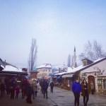 【ボスニア・ヘルツェゴヴィナ】サラエボの観光スポット