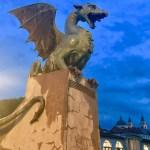 【スロベニア】リュブリャナの観光スポット