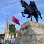 【アルバニア】ティラナの観光スポット
